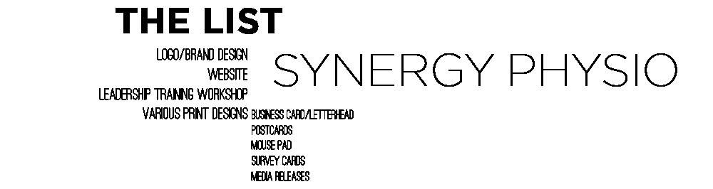 SynergyList
