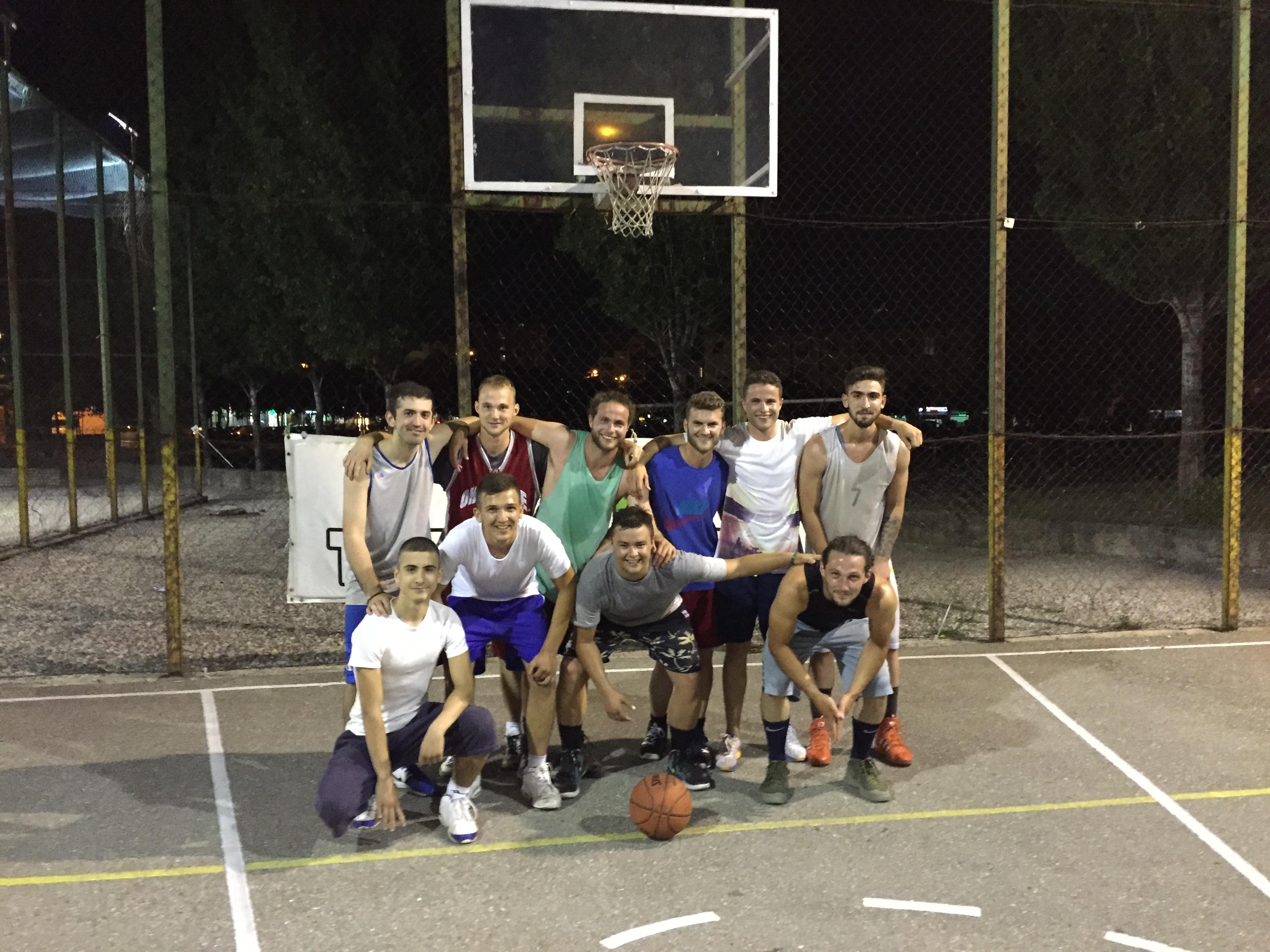 BasketballAlbania