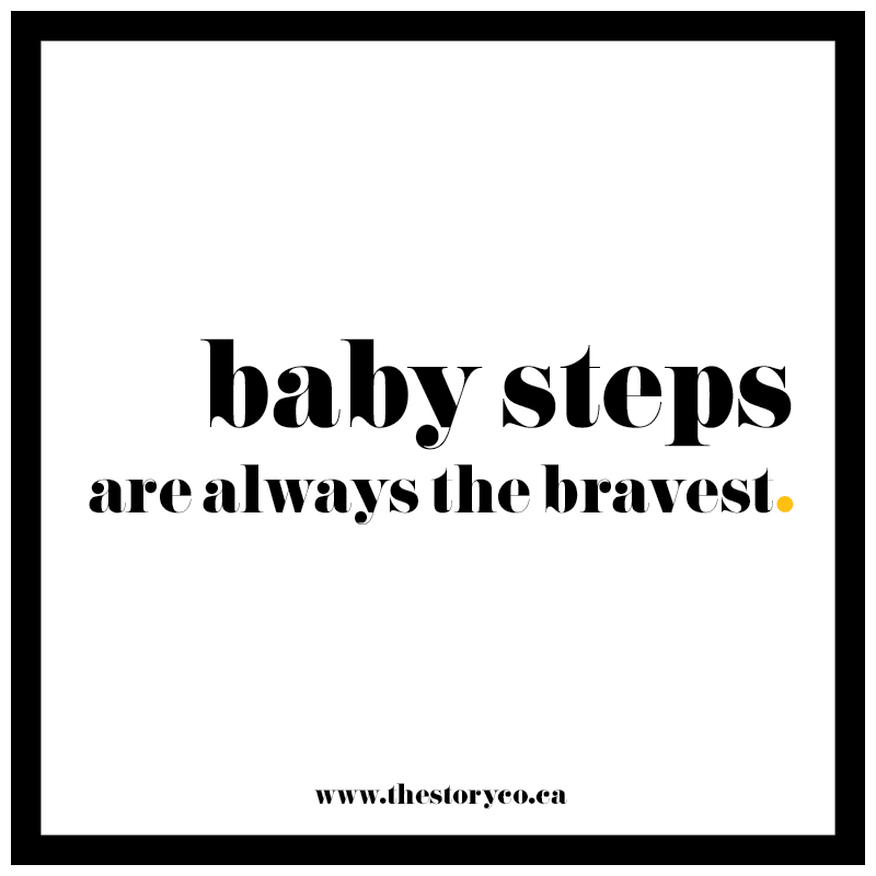StoryMarketingTip_BabySteps