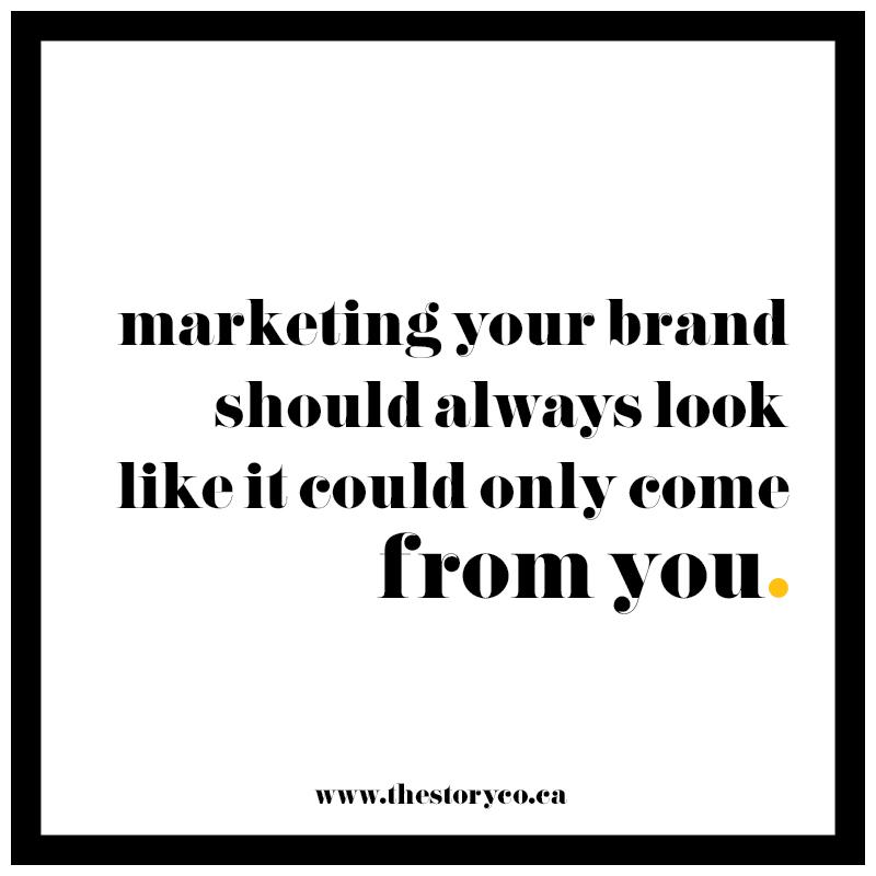 StoryMarketingTip_MarketingYourBrand